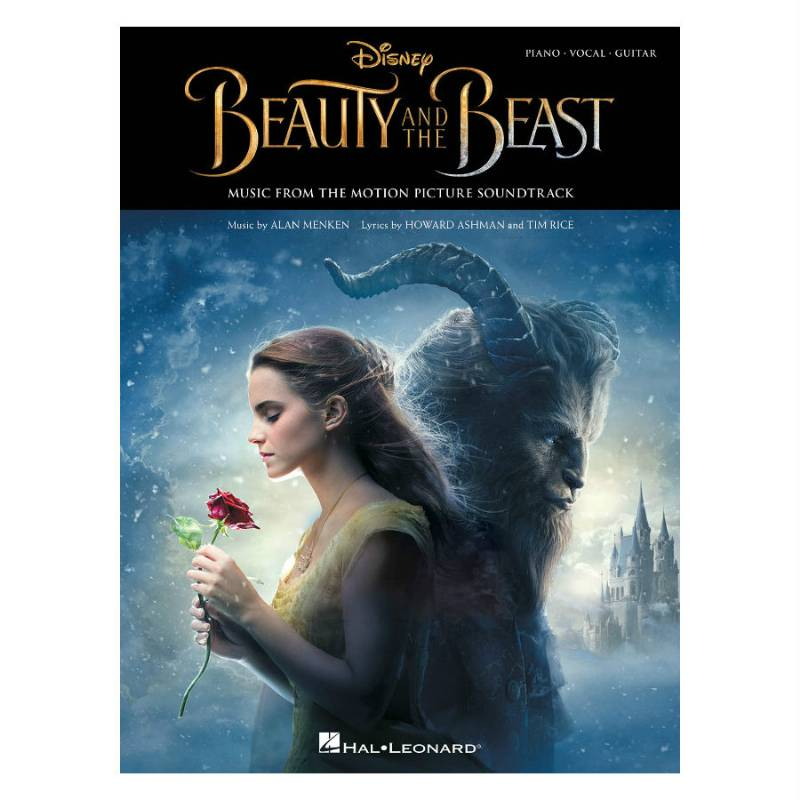 Beauty and the Beast - Songboek