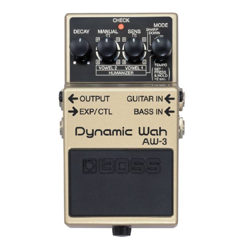 Boss AW-3 Dynamic Wah B-Stock