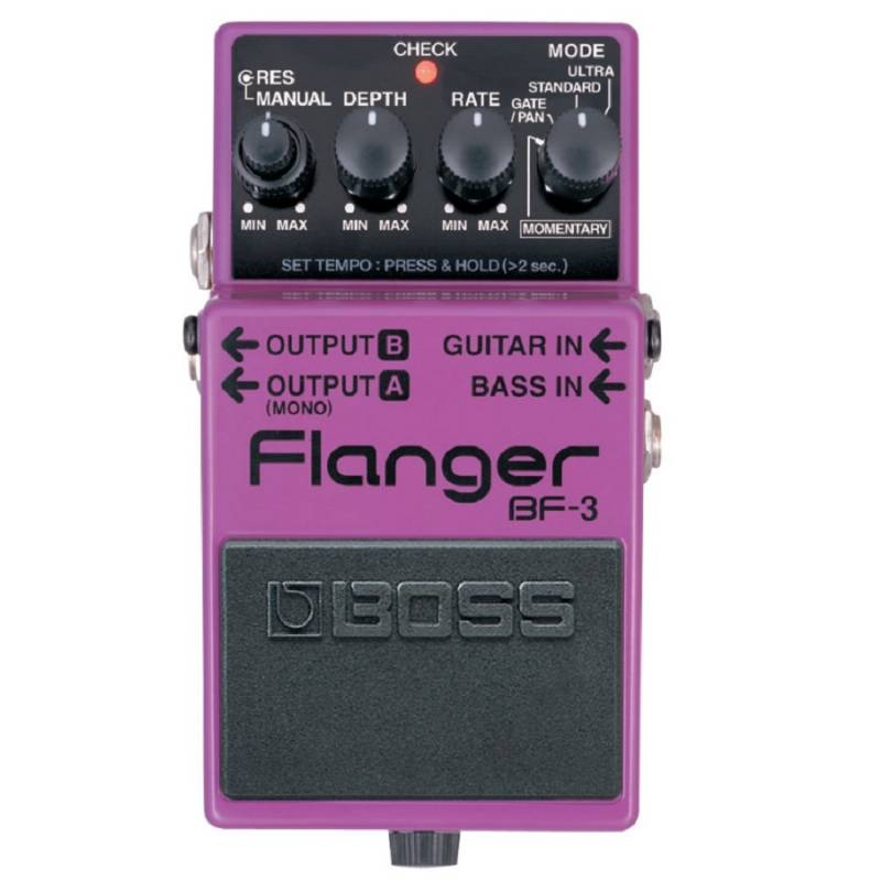 Boss BF-3 Flanger Pedaal