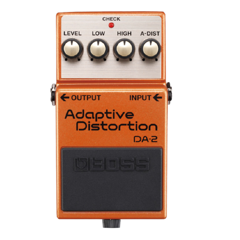 Boss DA-2 Adaptive Distortion B-Stock
