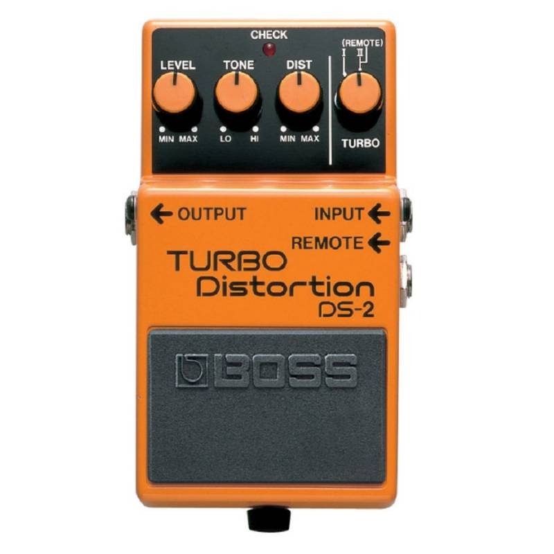 Boss DS-2 Distortion Pedaal