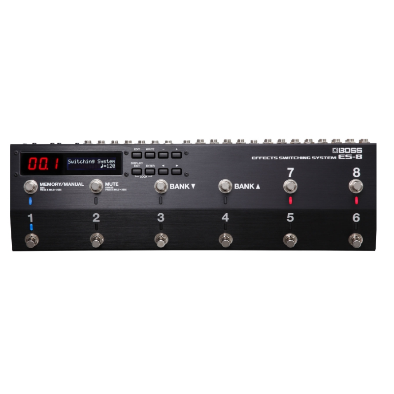 Boss ES-8 Switching System B-Stock