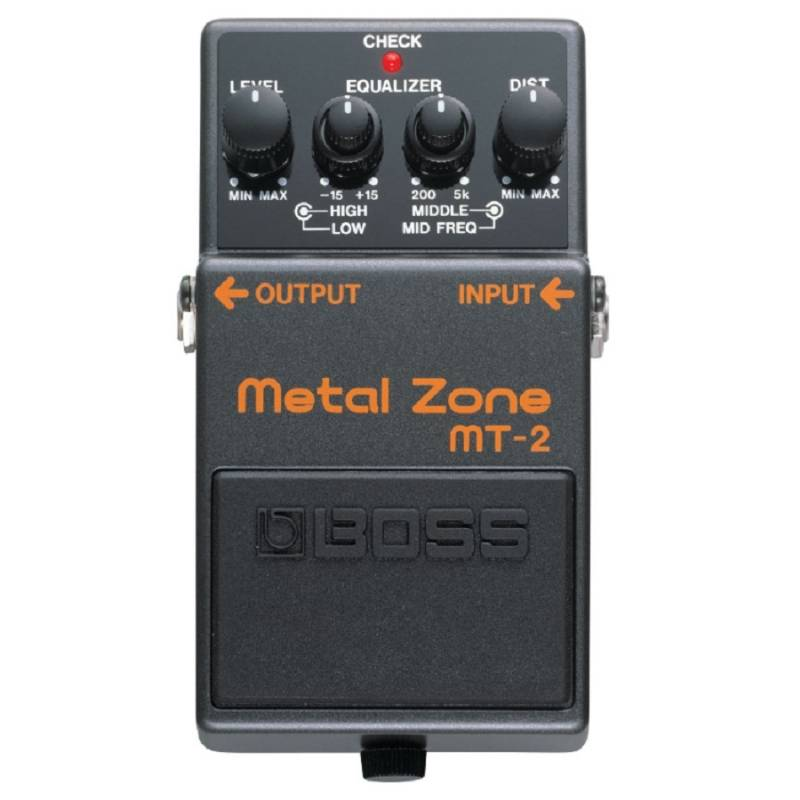 Boss MT-2 Metal Zone Occasion