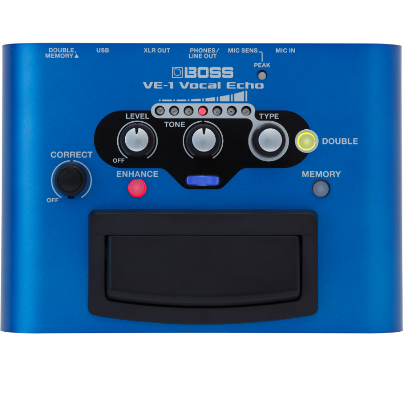 Boss VE-1 Vocal Echo B-stock