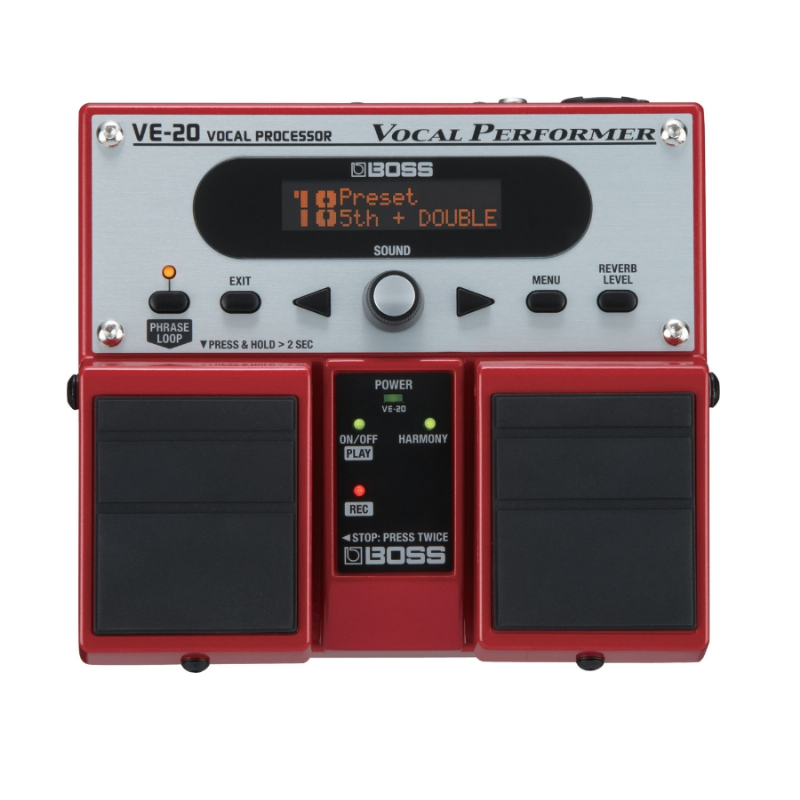 Boss VE-20 Vocal Processor B-Stock