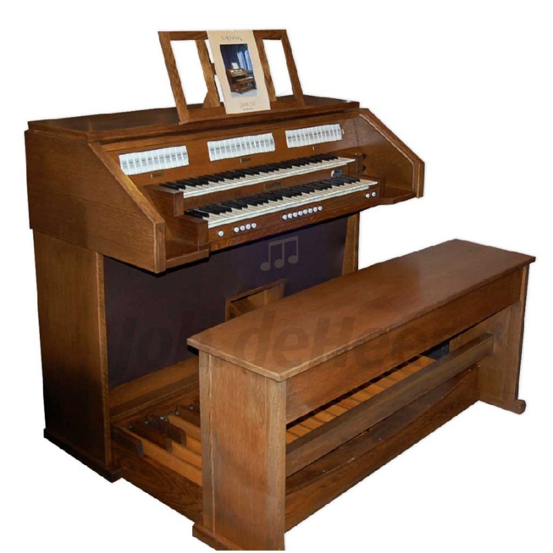 Cantor Quint 332 Orgel Occasion
