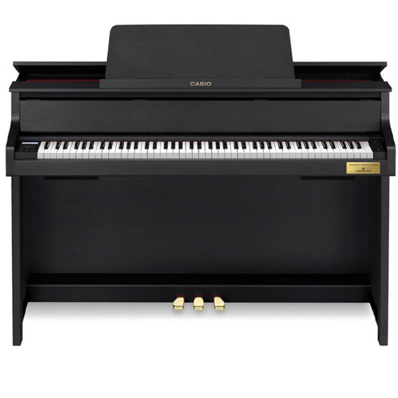 Casio Celviano GP300 Grand Hybrid Piano - Zwart