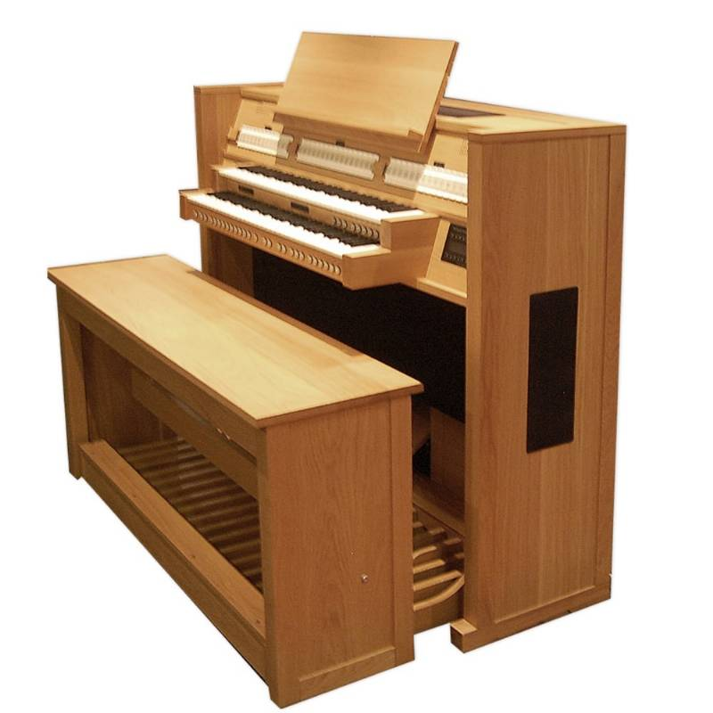 Content Cantate 240 Orgel Demomodel BE