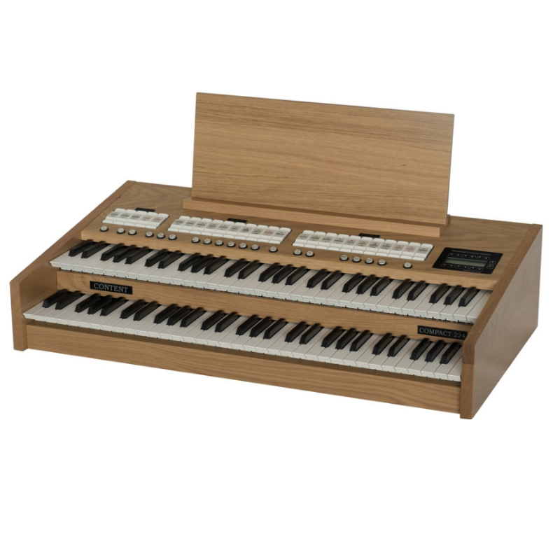 Content Compact 224 Portable Orgel