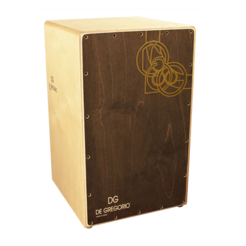 DeGregorio Chanela Cajon Brown