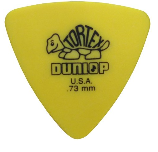 Dunlop Tortex Triangle .73mm