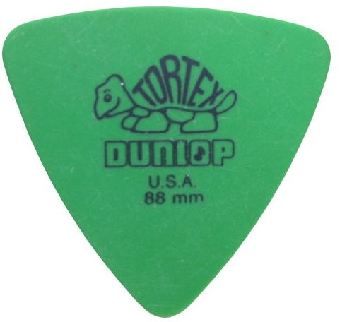 Dunlop Tortex Triangle .88mm