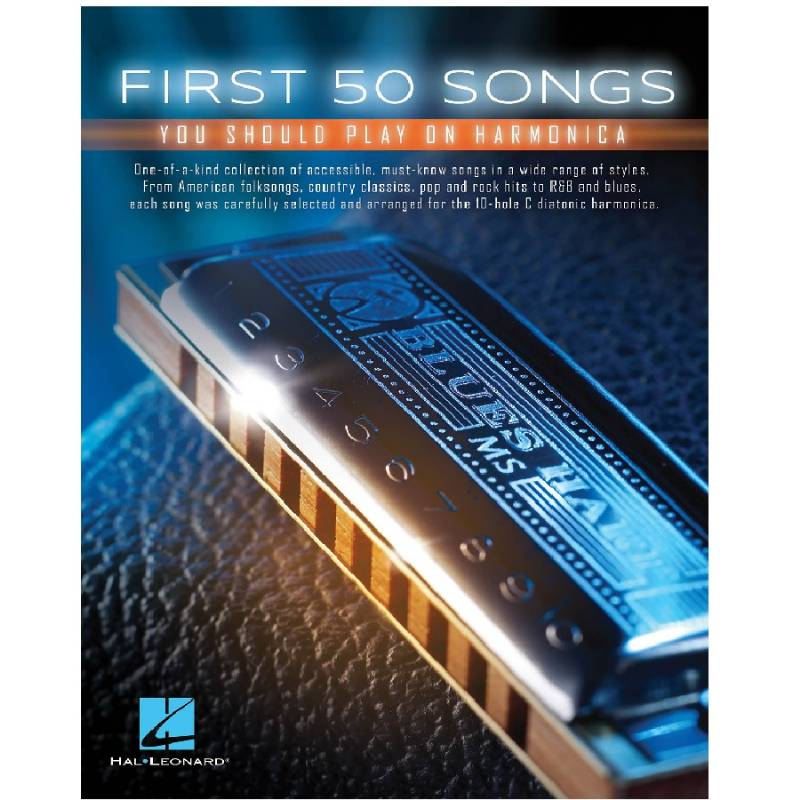 First 50 Songs - Mondharmonica