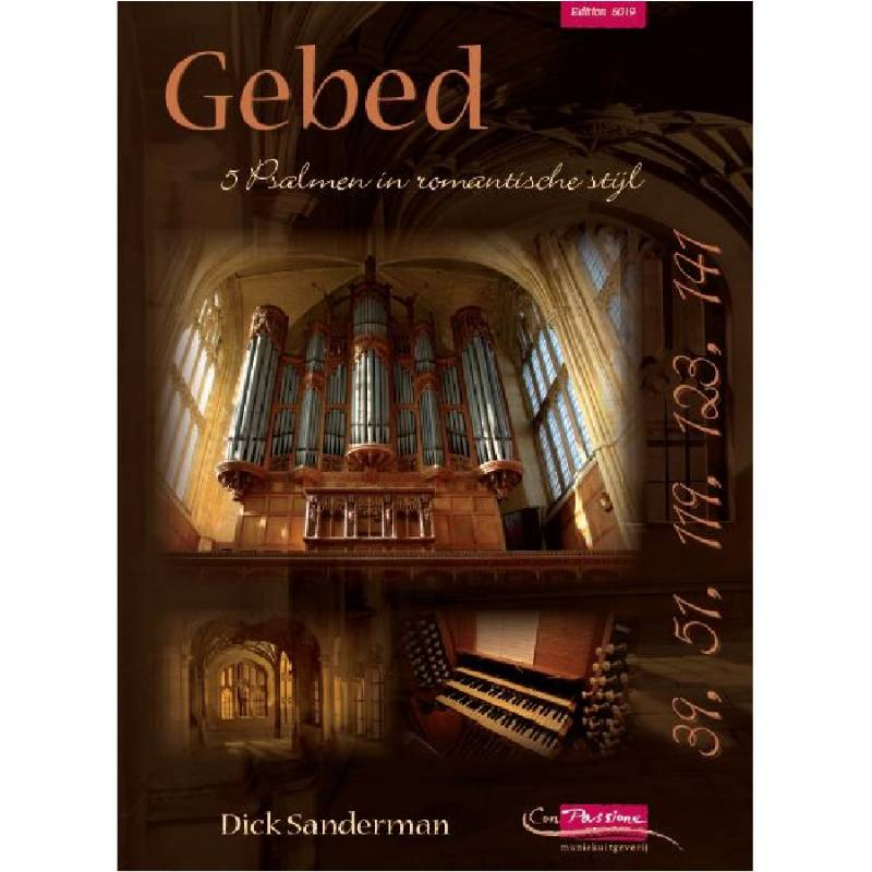 Gebed 1 - Dick Sanderman