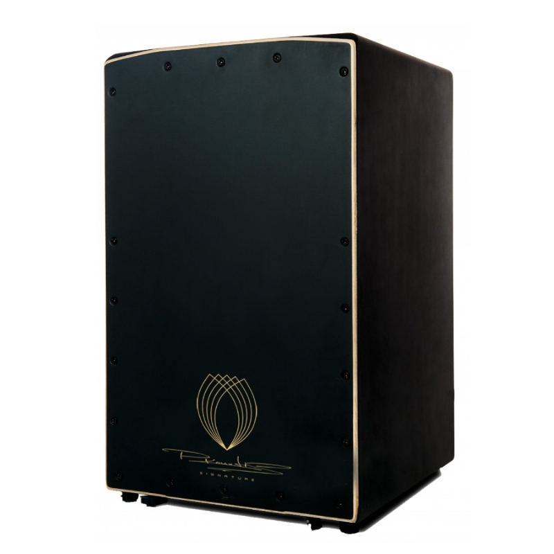La Rosa Black Rose Signature Cajon