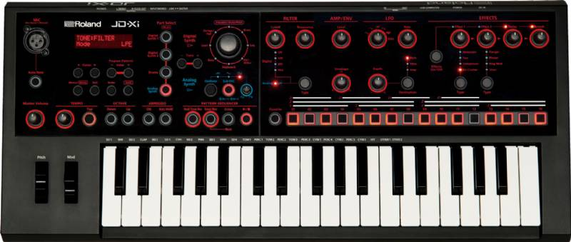 Roland JD-Xi Synthesizer