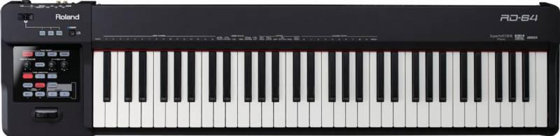 roland rd 64 compacte piano kopen. Black Bedroom Furniture Sets. Home Design Ideas