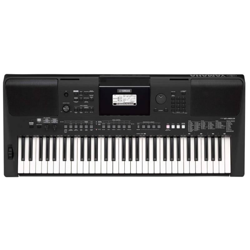 yamaha psr e463 keyboard kopen. Black Bedroom Furniture Sets. Home Design Ideas