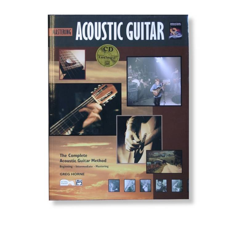 Mastering - Acoustic Guitar