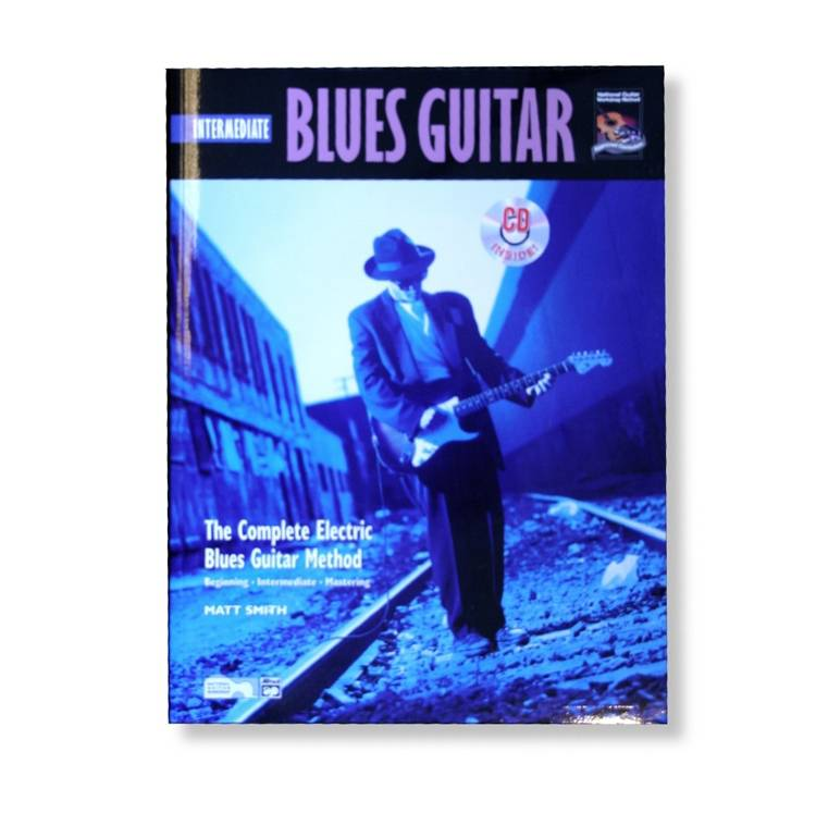 Intermediate Blues Guitar