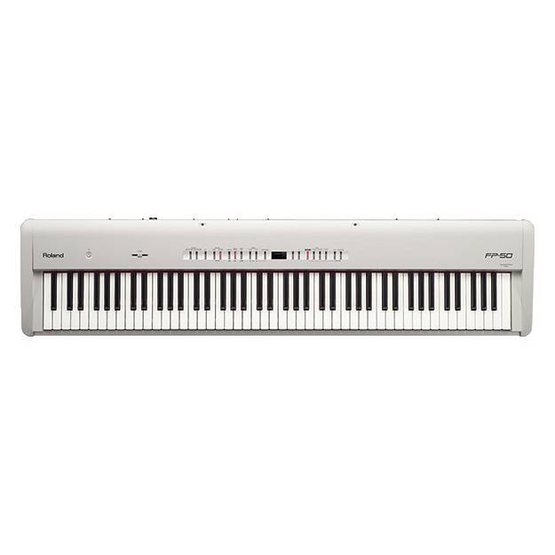 Roland FP50 WH Digitale Piano