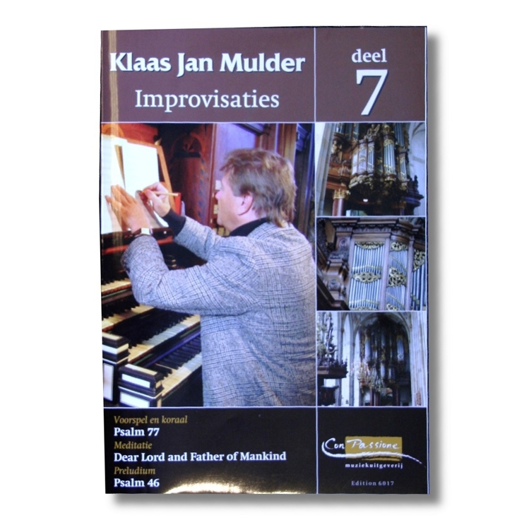 K.J. Mulder - Improvisaties DL7
