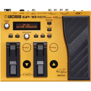 Boss GP-10GK Gitaar Proccessor B-Stock