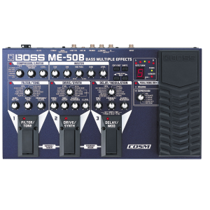 Boss ME-50B Bas multi effect B-Stock