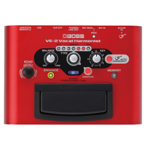 Boss VE-2 Vocal Processor Occasion