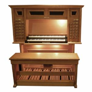 Content Register Cabinet Orgel Occasion