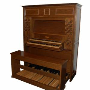 Domus Canticus 1 Occasion Cabinet Orgel