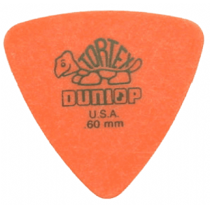 Dunlop Tortex Triangle .60mm