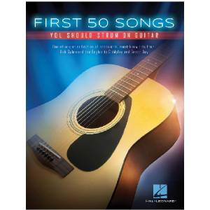 First 50 Songs - Acoustic Guitar
