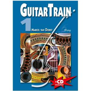Guitar Train deel 1 - Marcel van Dorst