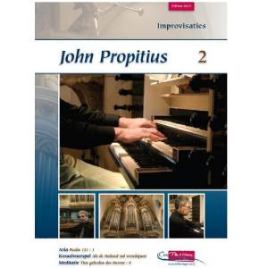 J. Propitius - improvisaties 2