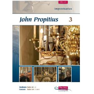 J. Propitius - improvisaties 3