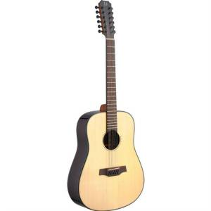 James Neligan LYN-D12 12-snarige Western Gitaar