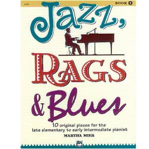 Jazz, Rags & Blues 1 - Martha Mier