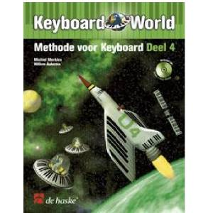 Keyboard world - deel 4