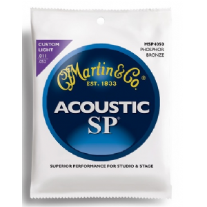 Martin MSP4050 Custom Light Snaren