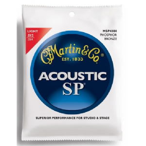 Martin MSP4100 Light Snaren