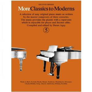 More Classics to Moderns deel 5 - Denes Agay