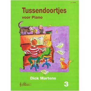 Musical Candies for piano 3 - Dick Martens