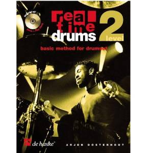 Real Time Drums 2 basic method for drumset