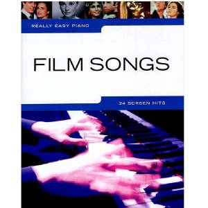 Really Easy Piano - Film Songs