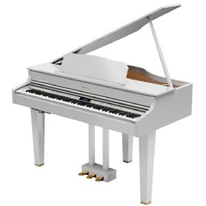 Spiksplinternieuw Yamaha CLP-675WH Digitale Piano - Wit LS-35