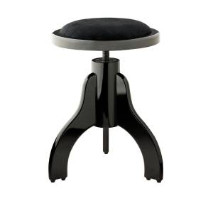 Stagg PS35BKP VBK Tabouret Pianokruk