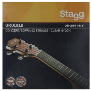 Stagg UK-2841-NY Ukelele Snaren