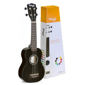 Stagg US-Night Sopraan Ukelele