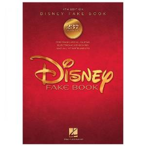 The Disney Fake Book easy piano